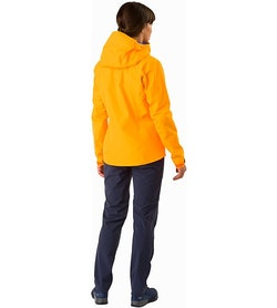 Alpha FL Jacket Women's Dawn Back View