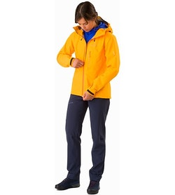Alpha FL Jacket Women's Dawn Front View