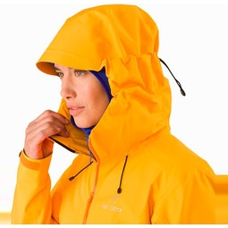 Alpha FL Jacket Women's Dawn Hood Up