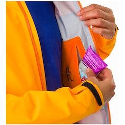 Alpha FL Jacket Women's Dawn Internal Security Pocket