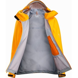 Alpha FL Jacket Women's Dawn Internal View
