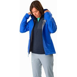 Alpha FL Jacket Women's Iolite Outfit