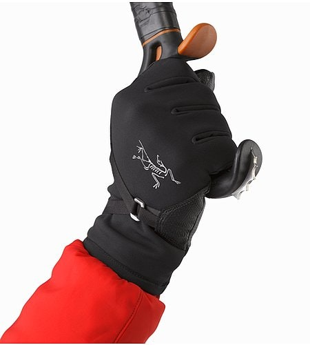 Alpha MX Glove Black 4173