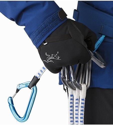 Alpha MX Glove Black 4185