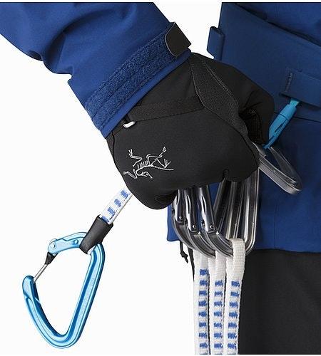Alpha MX Glove Black Dexterity 2