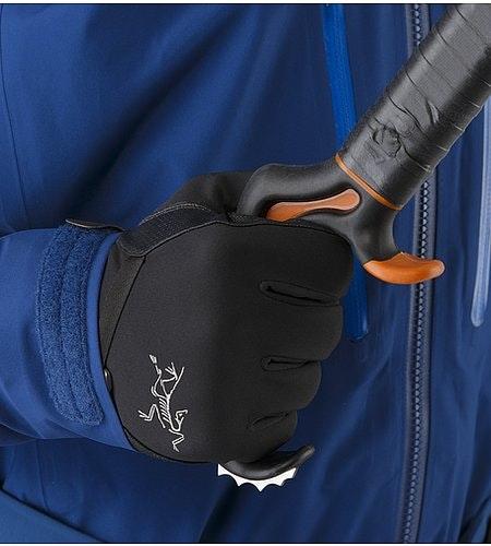 Alpha MX Glove Black Dexterity