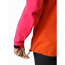 Alpha Pullover Women's Tourmaline Phoenix Hem Adjuster