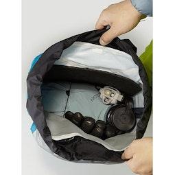 Alpha SK 32 Backpack Dark Firoza Main Compartment
