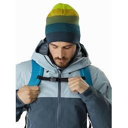 Alpha SK 32 Backpack Dark Firoza Shoulder Straps