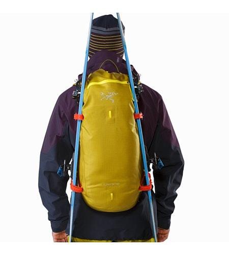 Alpha SK 32 Backpack Everglade A Frame