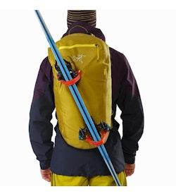 Alpha SK 32 Backpack Everglade Diagonal Carry