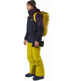 Alpha SK 32 Backpack Everglade Fit Front View