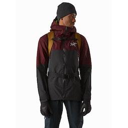 Alpha SK 32 Backpack Yukon Shoulder Straps