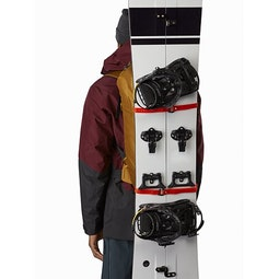 Alpha SK 32 Backpack Yukon Snowboard Carry