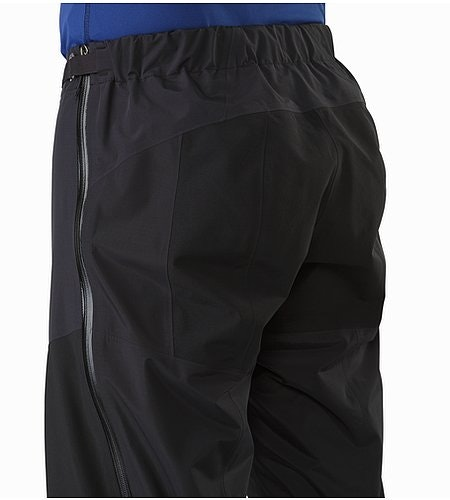 Alpha SL Pant Black Composite Fabric
