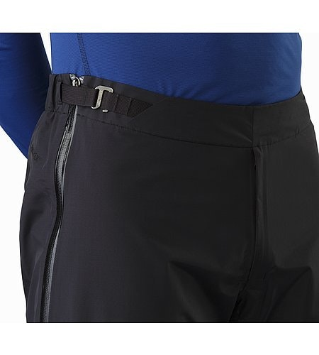 Alpha SL Pant Black Waist Adjusters