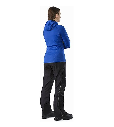 Alpha SL Pant Women's Black Back View