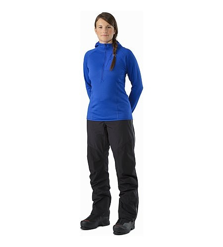 Alpha SL Pant Women's Black Front View