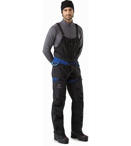 Alpha SV Bib Black Fit