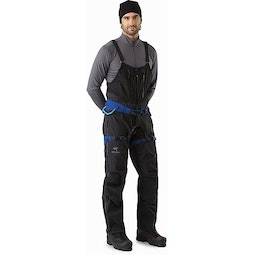 Alpha SV Bib Black Harness Fit