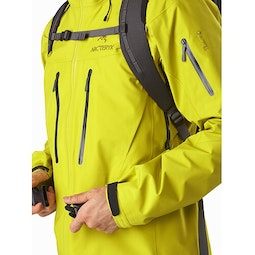 Alpha SV Jacket Glade Chest Pocket