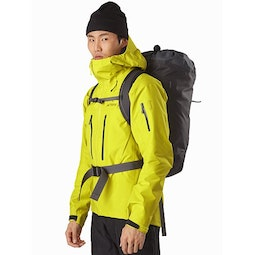 Alpha SV Jacket Glade Chest Pockets