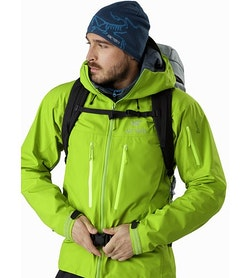 Alpha SV Jacket Utopia Hand Pockets