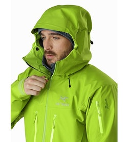 Alpha SV Jacket Utopia Hood