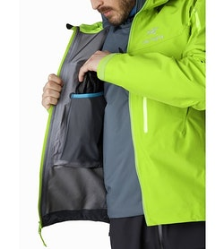アルファ SV ジャケット ユートピア 内側ダンプポケット
