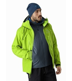 Alpha SV Jacket Utopia Open View