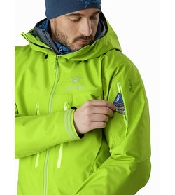 Alpha SV Jacket Utopia Sleeve Pocket