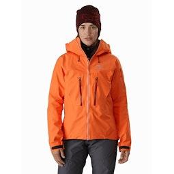 Alpha SV Jacket Women's Awestruck Front