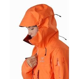 Alpha SV Jacket Women's Awestruck Hood