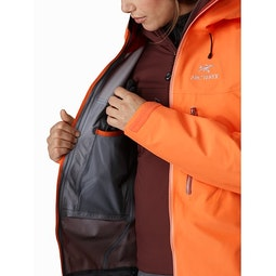 Alpha SV Jacket Women's Awestruck Internal Dump Pocket