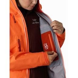 Alpha SV Jacket Women's Awestruck Internal Security Pocket
