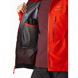 Alpha SV Jacket Women's Dynasty Internal Dump Pocket