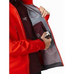 Alpha SV Jacket Women's Dynasty Internal Security Pocket