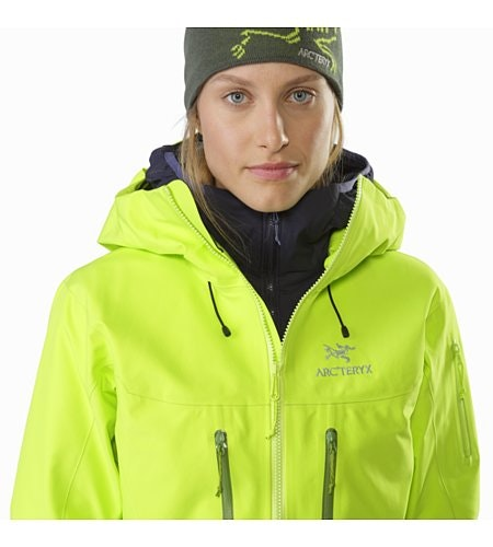 Alpha SV Jacket Women's Titanite Collar
