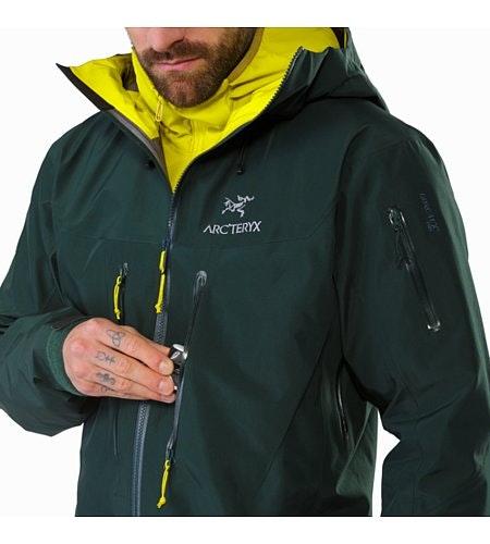 Alpha SV Jacket Zevan Chest Pocket