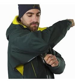 Alpha SV Jacket Zevan Pit Zip