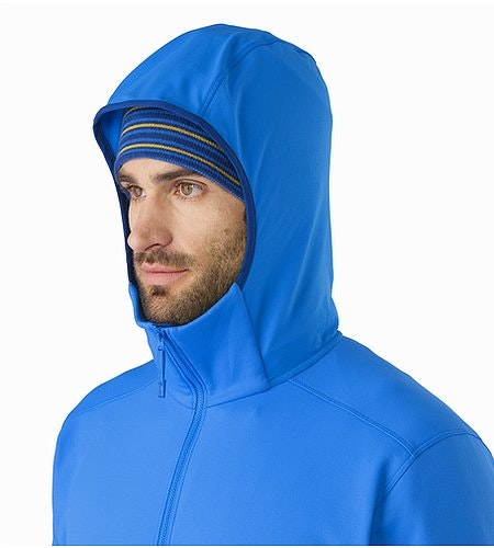 Amaran Hoody Rigel Hood Side View