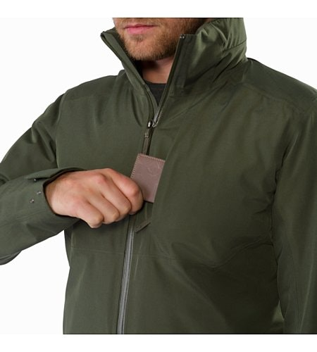 Ames Jacket Gwaii Chest Pocket