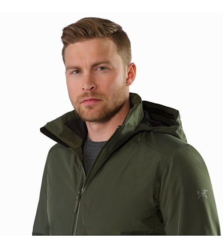 Ames Jacket Gwaii Open Collar