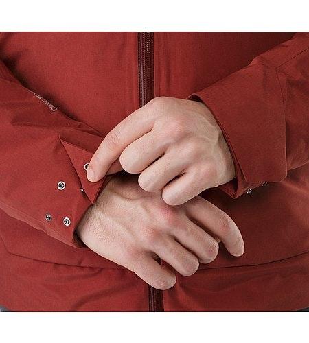 Ames Jacket Pompeii Cuff Closure