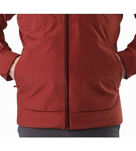 Ames Jacket Pompeii Einschubtasche