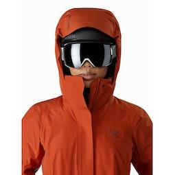 Andessa Jacket Women's Sunhaven Helmet Compatible Hood