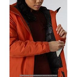 Andessa Jacket Women's Sunhaven Internal Security Pocket