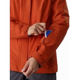 Andessa Jacket Women's Sunhaven Sleeve Pocket