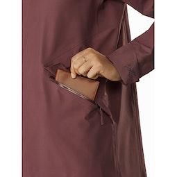 Andra Coat Women's Inertia Hand Pocket