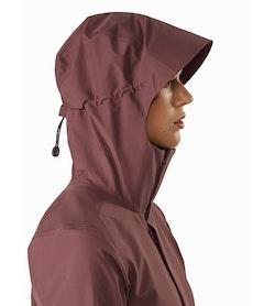 Andra Coat Women's Inertia Hood Adjuster